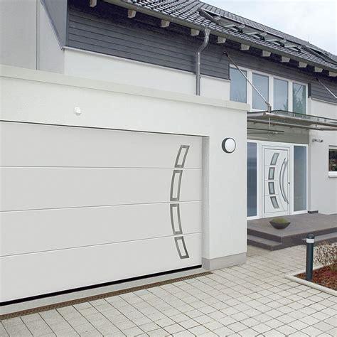 installation thermique motorisation porte de garage sectionnelle hormann llc