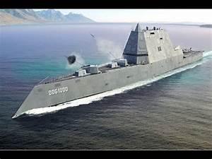 US Navy Builds a Stealth and Linux-Powered Zumwalt Class ...