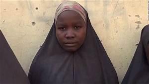 Nigeria: First missing Chibok girl found - CNN