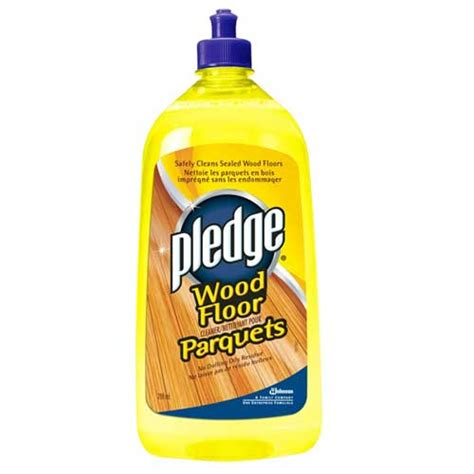 pledge hardwood floor cleaner rona