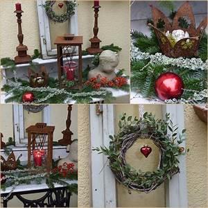 Foto Wohnen Und Garten : weihnachtsdeko auf der terrasse wohnen und garten foto weihnachten pinterest wohnen und ~ Markanthonyermac.com Haus und Dekorationen