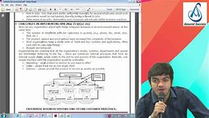 CA IPCC Info-Tech New Recording Chapter 1- challenges ...