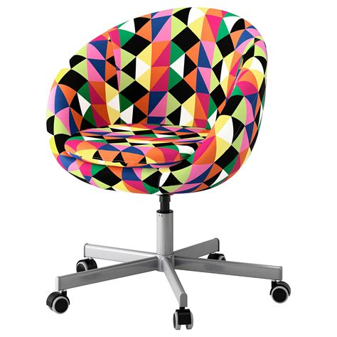 Skruvsta Swivel Chair Majviken Multicolour  Ikea. Printer Shelf Under Desk. Organizing Desk Space. Desk Murphy Bed. Small Tall Table. Portable Table Tennis. 40 Round Dining Table. Acrylic Dining Table. Target Folding Tables