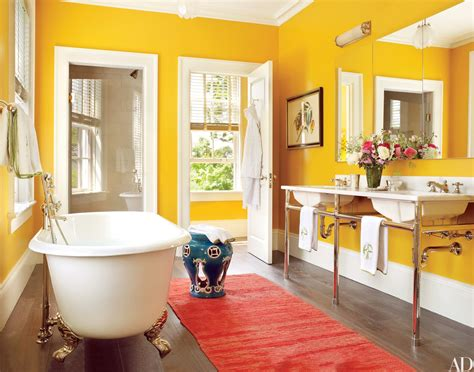 10 Fantastic Ideas For Decorating Colorful Bathroom