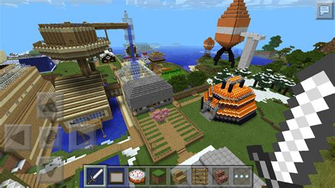 MCPEstampy's lovely world map (new v11 update includes