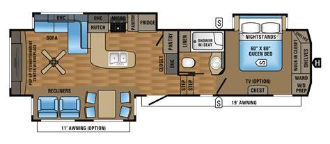 2017 eagle fifth wheel floorplans prices jayco inc