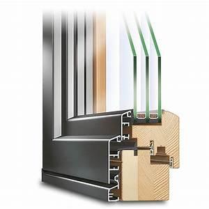U Wert Fensterrahmen Holz : holz aluminiumfenster eco idealu classicline g nstig online kaufen ~ Markanthonyermac.com Haus und Dekorationen
