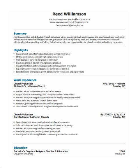10+ Volunteer Resume Templates  Pdf, Doc  Free & Premium. Special Events Coordinator Resume. Resumes Samples For Administrative Assistant. Mechanical Maintenance Resume Sample. Able To Work Under Pressure Resume. Help Me Build My Resume. Resume Samples For Students With No Experience. Waiter Resume Example. Most Effective Resume