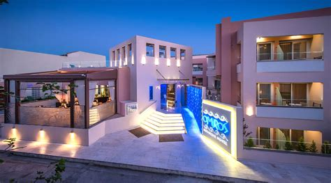 Omiros Boutique Hotel  Rethymnon Hotels  Boutique Hotels