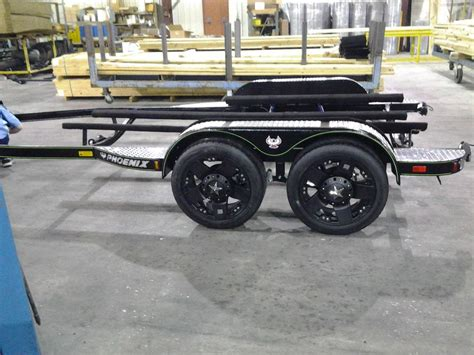 Boat Trailer Tires Bass Pro by Bass Boat Trailers Marine Master Trailers