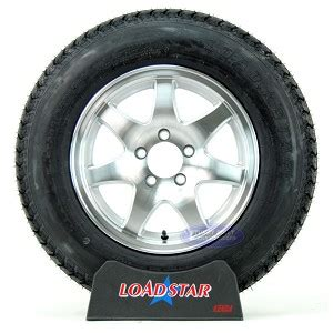 Boat Trailer Tire And Rim Combo by Kenda Loadstar St205 75d15 Bias Trailer Tire 15 Available