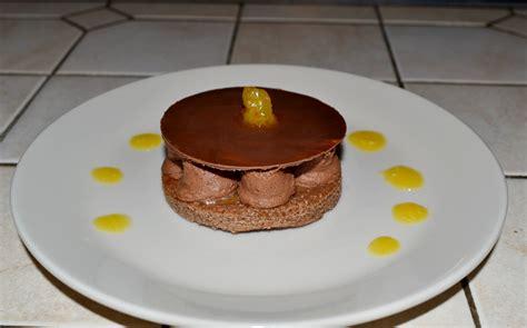 dessert 224 l assiette chocolat et orange devicake