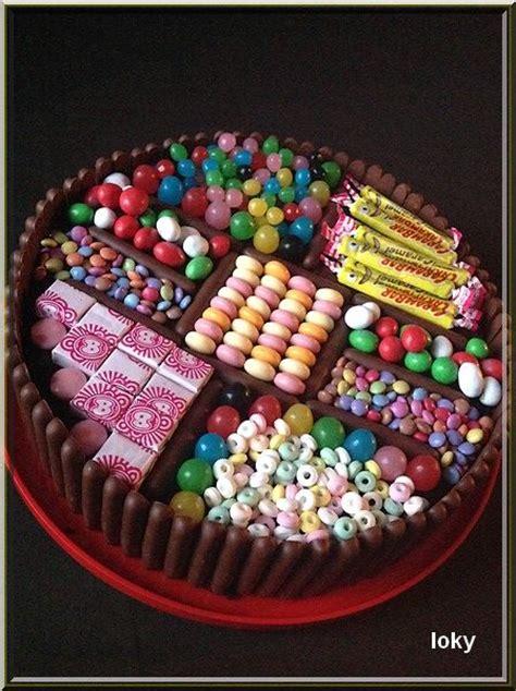 les 25 meilleures id 233 es de la cat 233 gorie gateau de bonbon sur gateau bonbon g 226 teau