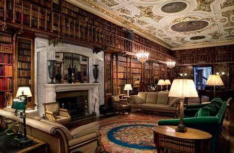Chatsworth House Library, A Good Balance Between Grandeur