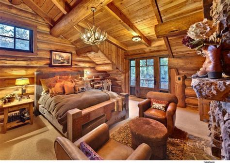 Rustic Bedrooms : 50 Rustic Bedroom Decorating Ideas