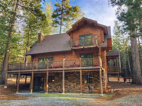Cabin Rental Near Sacramento