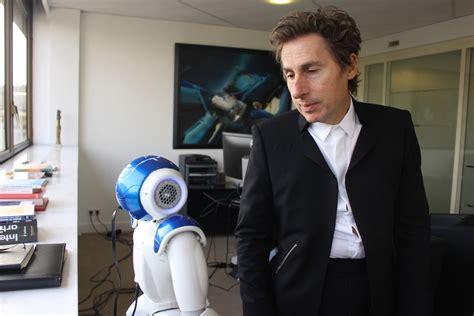 la place des robots dans les cabinets d avocats d affaires