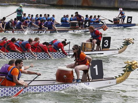 The London Hong Kong Dragon Boat Festival by London Hong Kong Dragon Boat Festival Things To Do In London