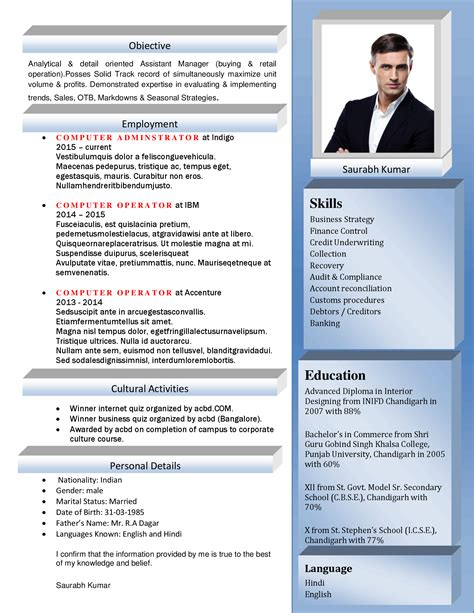Best Resume Template. What A Proper Resume Should Look Like. Oncology Nurse Resume. Resume For Stay At Home Mom Example. How To Write Resume With No Experience. Food Runner Resume. Simple Sample Resume. Business Manager Resume. Profile Summary For Sales Resume