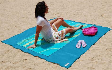 tapis de plage anti fini le sur votre serviette francoischarron