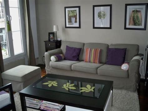 living room purple grey ideas living room