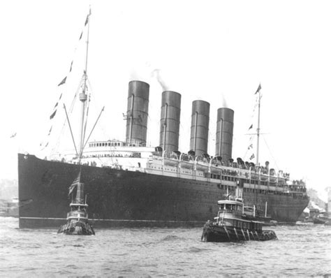 the sinking of the lusitania a summary history in an hourhistory in an hour