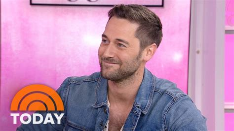 Ryan Eggold Talks About 'The Blacklist' And His