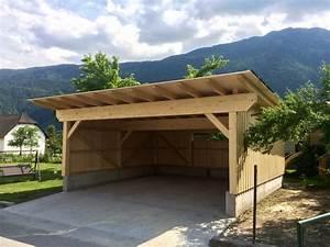 Welches Holz Für Carport : carport welches holz ist am besten ~ Markanthonyermac.com Haus und Dekorationen