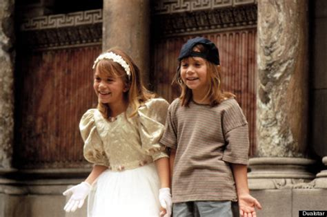 Marykate And Ashley Movies Celebrate The Olsen Twins' Birthday With Their Films Huffpost