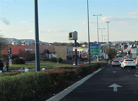 photo du radar automatique boulevard gustave flaubert clermont ferrand