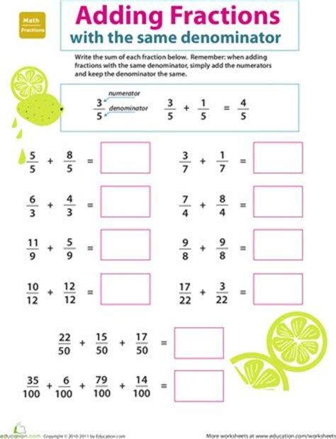8 Best Images About Printable Math Worksheets On Pinterest  Math, Activities And Fourth Grade Math