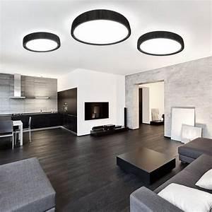 Wohnzimmer Deckenleuchte Modern : deckenlampen wohnzimmer modern ~ Markanthonyermac.com Haus und Dekorationen