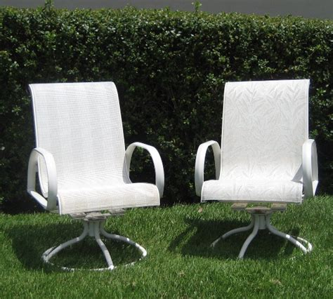 mallin patio furniture replacement slings in irvine california