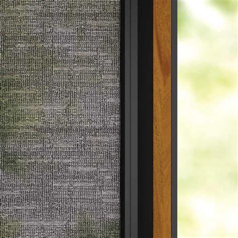 Light Filtering Curtain Fabric by Screen Fabrics Vanishing Screens Blackout Light