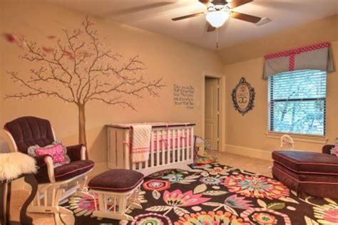 Pink And Brown Bedroom Ideas, Brown And Pink Girls Room