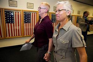 Emotions run high on day of historic gay marriage ruling ...