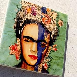 Frida Kahlo Kunstwerk : frida kahlo painting ~ Markanthonyermac.com Haus und Dekorationen