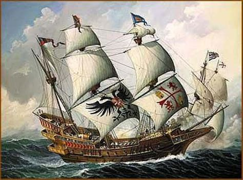 Sailing Spanish Main by Spanish Main Of The Spanish Armada Actually The Main