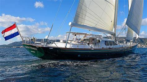 Zeiljacht Oerlemans by Van Dam Nordia Sailing Superyacht Good Times For Sale