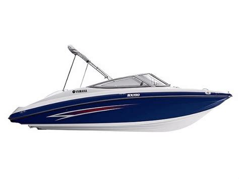 Used Boats Red Wing Mn by 2013 Yamaha 19ft Sx190 19 Foot 2013 Yamaha Motor Boat In