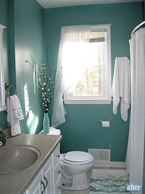 sherwin williams 6480 lagoon bathroom
