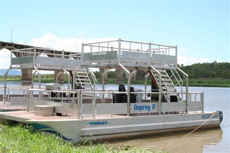 Jozini Tiger Fishing Boat Hire by Fishing Boat Hire Pongola Game Reserve