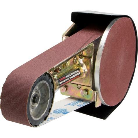 L085  La362 Multitool Belt & Disc Grinding Attachment