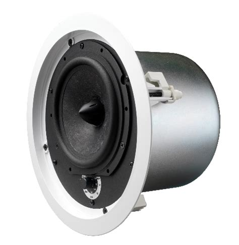 a1 sound kef ci160st 100 volt line in ceiling and in wall speakers
