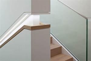 Handlauf In Wand : handlauf modern treppen essen von architekten br ning rein ~ Markanthonyermac.com Haus und Dekorationen