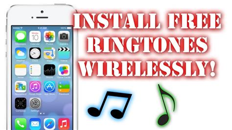 How To Add Free Ringtones To Iphone 6, 5s, 5c, 5, 4s And 4