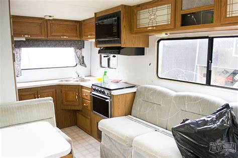 Our Diy Camper Kitchen Makeover Shop Living Room Looks Tower Fan Rugs Target Ideas Paint Sets El Paso Furniture Neufert Philips Lx2000 Pc Theater Matinee