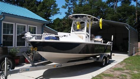 Sportsman Boats Masters 247 by 2016 Used Sportsman Masters 247 Center Console Fishing