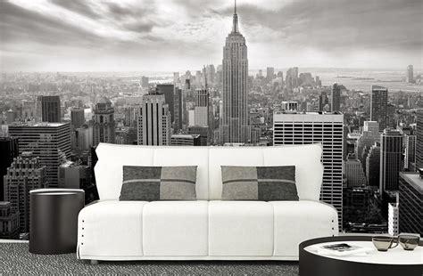 nyc nb un poster noir et blanc de new york par scenolia