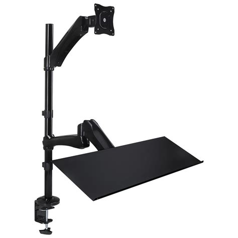 100 monitor arms and stands desk single monitor arms u0026 stands lcd mount adjustable
